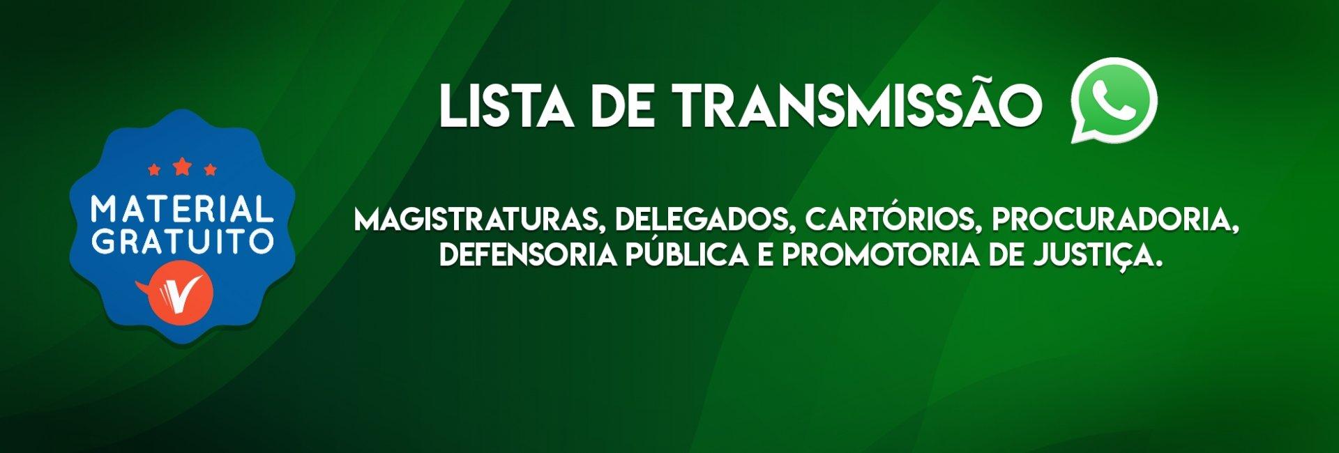 Lista de transmissão