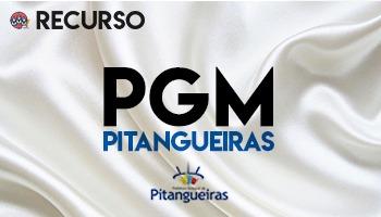 Recurso   Concurso   Procuradoria Geral do Município de Pitangueiras