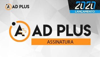AdPlus+ | Assinatura Mensal Recorrente | 1ª Fase