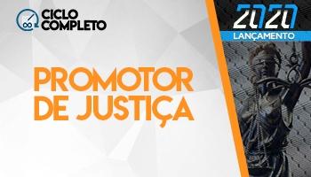 Curso | Ciclo Completo | Promotor de Justiça Estadual | Assinatura Anual