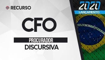 Recurso | Concurso | Conselho Federal de Odontologia (CFO)