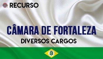 Recurso | Concurso | Câmara de Fortaleza/CE