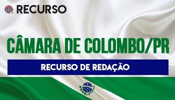 Recurso   Concurso   Câmara de Colombo/PR
