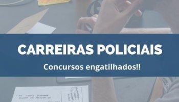 CARREIRAS POLICIAIS: Concursos engatilhados!!