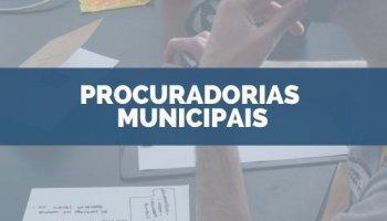 PROCURADORIAS MUNICIPAIS