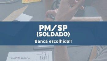 CONCURSO PM/SP (Soldado) (09/12/2019): Edital publicado!!