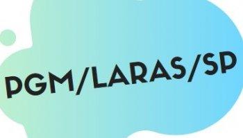 CONCURSO DA PGM/LARAS/SP (14/08/2019): Saiu o edital!!