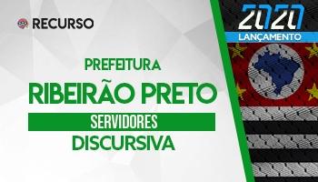 Recurso | Concurso | Prefeitura de Ribeirão Preto