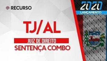 Recurso | Concurso | Juiz de Direito de Alagoas (TJ/AL) | Sentença | Combo
