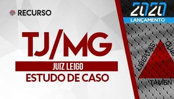 Recurso | Concurso | Juiz Leigo do Tribunal de Justiça de Minas Gerais (TJ/MG)