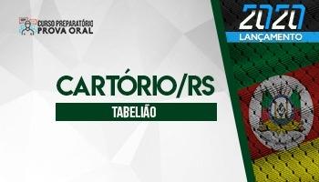Curso | Concurso Cartório RS (TJRS) | Tabelião | Preparatório Prova Oral
