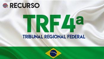Recurso   Concurso   Tribunal Regional Federal 4ª Região (TRF4ª)