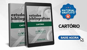 Sugestão Bibliográfica Cartório - saiba os melhores materiais para Cartórios!