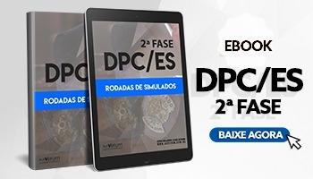 SIMULADO 2°FASE DPC/ES