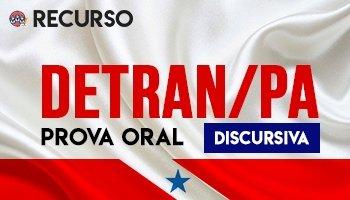 Recurso   Concurso   DETRAN/PA (Redação)