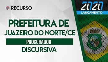Recurso | Concurso | Prefeitura de Juazeiro do Norte/CE