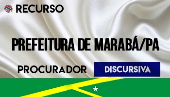 Recurso | Concurso | Procurador do Município de Marabá/PA