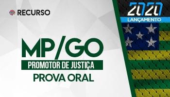 Recurso | Concurso | Promotor de Justiça do Mato Grosso (MP/GO) | Prova Oral