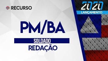 Recurso | Concurso | Soldado da Polícia Militar da Bahia (PM/BA)