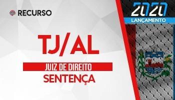 Recurso | Concurso | Juiz de Direito de Alagoas (TJ/AL) | Sentença