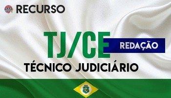 Recurso   Concurso   Técnico Judiciário do Tribunal de Justiça do Ceará (TJ/CE)