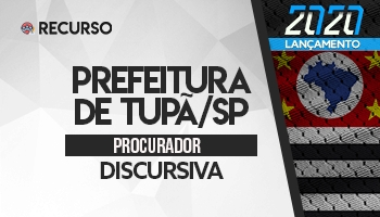 Recurso | Concurso | Prefeitura de Estância Turística de Tupã/SP