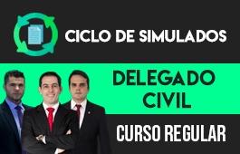 Curso Regular   Ciclo Completo de Rodadas   Concursos Delegado da Polícia Civil
