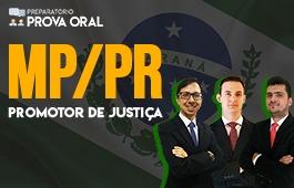 Curso   Preparatório Prova Oral   Concurso   Promotor de Justiça do Paraná (MP/PR)