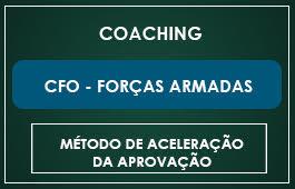 COACHING CFO FORÇAS ARMADAS