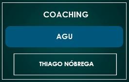 COACHING - AGU - Prof. Thiago Nóbrega