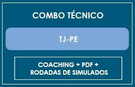 COMBO TÉCNICO TJ-PE