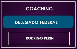 COACHING - DELEGADO DA POLÍCIA FEDERAL - Prof. Rodrigo Perin