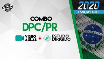 Combo: Curso para Delegado de Polícia Civil do Estado do Paraná – DPC/PR - 2020 + Estudos Dirigidos