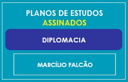 PLANOS DE ESTUDOS - ASSINADOS - DIPLOMACIA