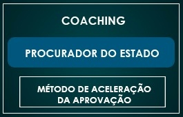 COACHING PROCURADOR DO ESTADO