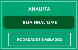 RETA FINAL TJ/PE - ANALISTA (ÁREA JUDICIÁRIA)