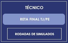 RETA FINAL TJ/PE - TÉCNICO (ÁREA JUDICIÁRIA)