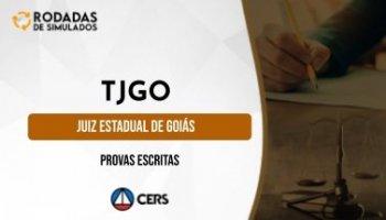 Curso | Concurso TJGO | Juiz Estadual de Goiás | Provas Escritas | Rodadas de Simulados