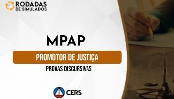 Curso | Concurso MPAP | Promotor de Justiça do Amapá | Provas Discursivas | Rodadas de Simulados