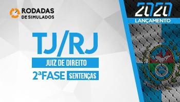 Curso | Concurso TJRJ | Juiz de Direito | 2ª Fase | Rodadas de Simulados | Sentenças