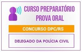 Curso | Preparatório Prova Oral | DPC/RS