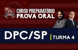 Curso | Preparatório Prova Oral | Concurso | Delegado da Polícia Civil de São Paulo (DPC/SP) | Turma 4