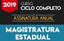 Curso Ciclo Completo | Juiz de Direito | Assinatura Anual