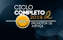 Curso Ciclo Completo | Promotor de Justiça Estadual | Assinatura Anual