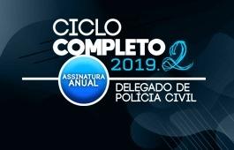 Curso Ciclo Completo | Delegado da Polícia Civil | Assinatura Anual