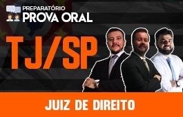 Curso | Preparatório Prova Oral | Concurso | Juiz de Direito do Tribunal de Justiça do Estado de São Paulo (TJ/SP)