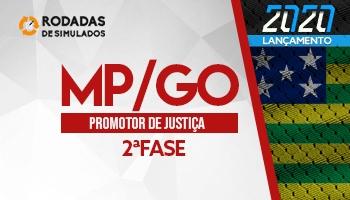 urso | Concurso | Promotor de Justiça de Goiás (MP/GO) | 2ª Fase | Rodadas de Simulados