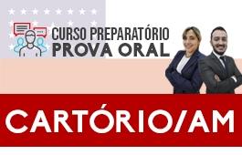 Curso   Preparatório Prova Oral   Concurso   Cartório/AM (TJ/AM)