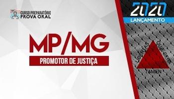 Curso | Concurso MPMG | Promotor de Justiça | Preparatório Prova Oral