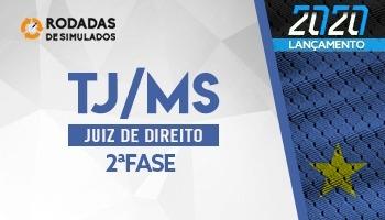 Curso | Concurso | Juiz de Direito do Mato Grosso do Sul (TJ/MS) | 2ª Fase | Rodadas de Simulados